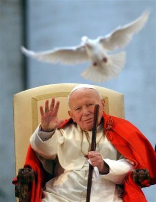 Retour carême/citations/Saint-Jean-Paul II/ JPII